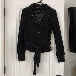 Black Diesel Jacket size L